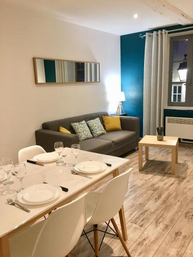 Sleep In Albi : Appartement proche de Carlus