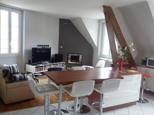Appartement Blois-Chambord : Appartement proche de Saint-Claude-de-Diray