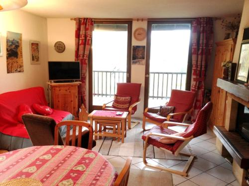 Apartment Route de Rochebrune : Appartement proche de Névache