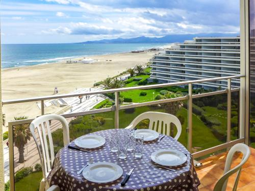 Apartment Le Beach.1 : Appartement proche de Saint-Nazaire