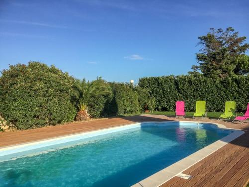 Holiday Home La Maison du Verger : Hebergement proche de Mirepeisset