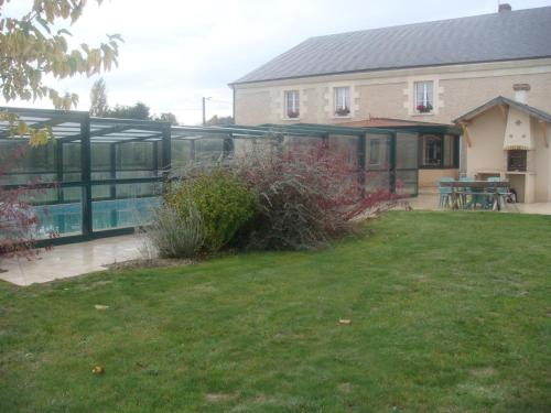 Holiday home Rue Jules Ferry : Hebergement proche d'Airvault
