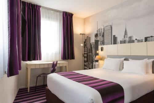 Hotel The Originals Nanterre Paris Ouest La Defense (ex Qualys-Hotel)