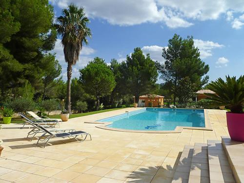 Hébergement Saint-Cyr-sur-Mer Villa Sleeps 6 Pool Air Con