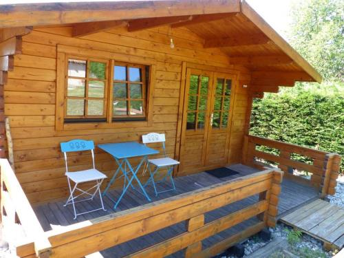 Appartement Chalet des Mesanges