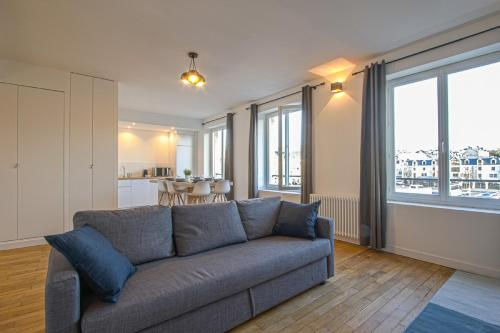 Luckey Home - Quai Vendeuvre : Appartement proche d'Ifs