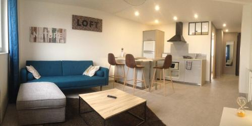 Loyoft : Appartement proche de Lalleyriat