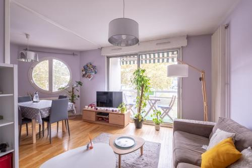 New! Calm & luminous flat - Lyon 9 : Appartement proche de Champagne-au-Mont-d'Or