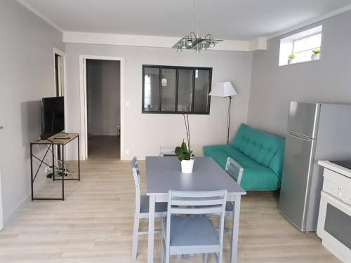 Appartement RDC Cabourg : Appartement proche de Brucourt