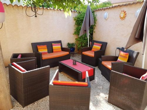 Holiday home Place Bougainville : Hebergement proche de La Londe-les-Maures