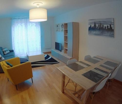 Appartement 4 couchages - Cure et Ski : Appartement proche de Castillon-de-Larboust
