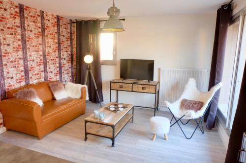 La Company Des Concierges : Le Green Way : Appartement proche de Louvigny