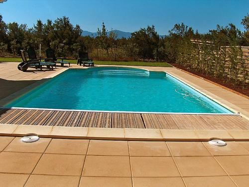 Hébergement Canet-en-Roussillon Villa Sleeps 8 Pool Air Con