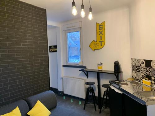 Amiens ROOM : Appartement proche de Pierregot