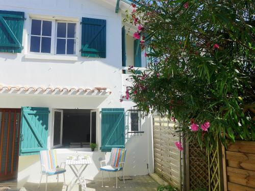 Apartment Coulaoun : Appartement proche d'Anglet