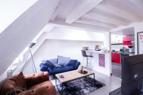 Appartement Luckey Homes - Rue Rambuteau