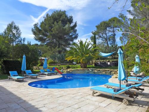 Holiday Home L'Hacienda : Hebergement proche de Le Beausset