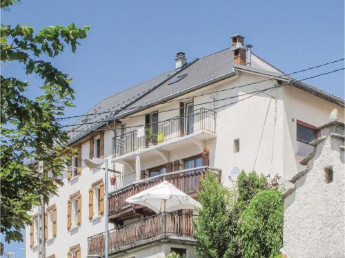 Two-Bedroom Apartment in Villard de Lans : Appartement proche de Saint-Paul-de-Varces