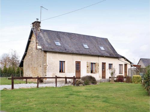 Holiday home Romagny M-842 : Hebergement proche de Saint-Michel-de-Montjoie