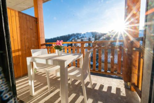 Appartement Valberg : Appartement proche de Pierlas