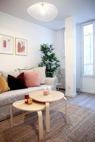 Appartement Paris-Diderot