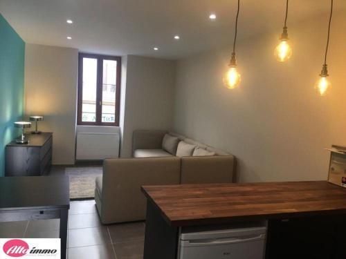 Appartement tout confort Gap centre-ville : Appartement proche de Curbans