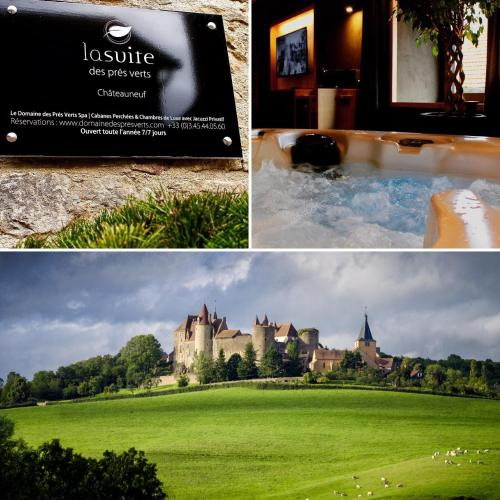La Suite Spa Privatif : Hotel proche de Champrenault