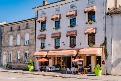 Le Commerce : Hotel proche de Remicourt