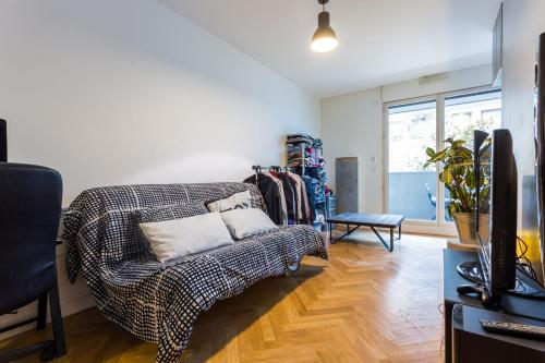 Appartement New! A nice flat with balcony - Paris 13