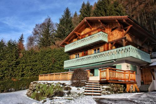 Appartement Chalet des Carroz