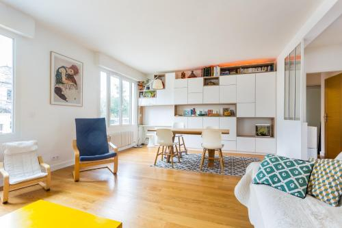 Appartement Beautiful and spacious flat - Vincennes