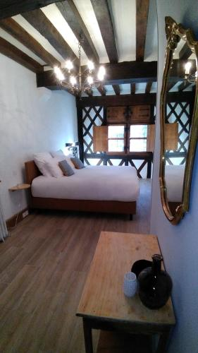L'Oisellerie : Chambres d'hotes/B&B proche d'Angers