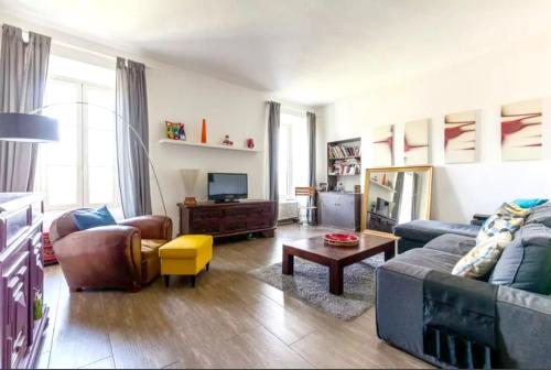 Apartment Avenue Jean Jaurès : Appartement proche de Granace