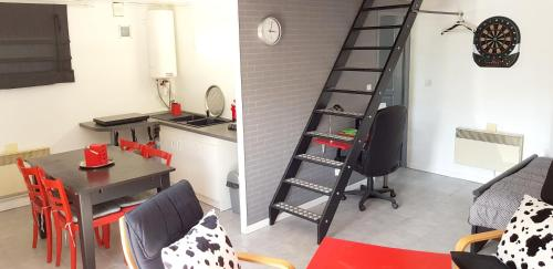 Appartement Studio Rue de Gouhenans