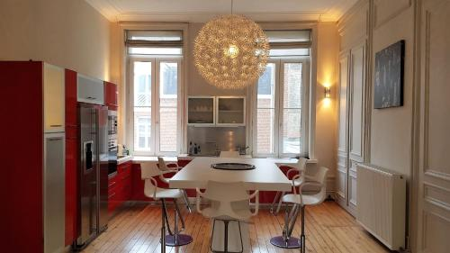 Little Suite - Elise : Appartement proche de Wattignies