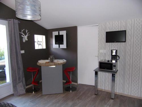 Appartement STUDIO GITE DU GECKO