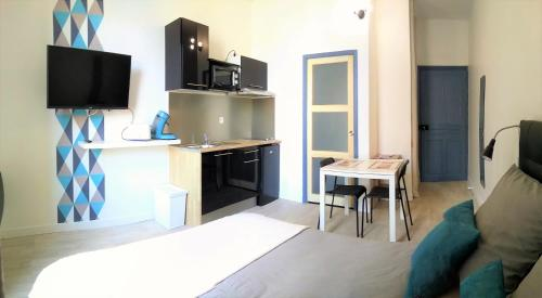 Appartement Studio Place du Marche