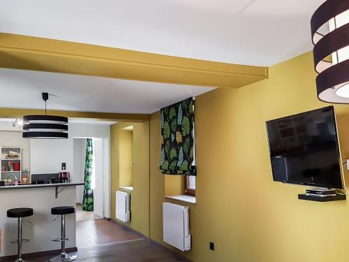 Apartment Jaune : Appartement proche de Barembach
