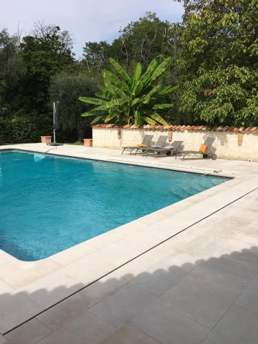 Luxuriously provencal cottage : Hebergement proche de Coursegoules