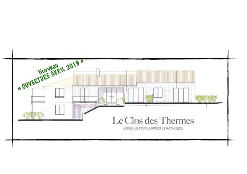 Photo LE CLOS DES THERMES