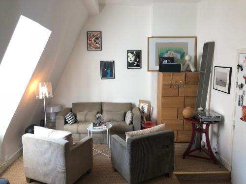 Appartement Saint-Germain : Appartement proche du 7e Arrondissement de Paris