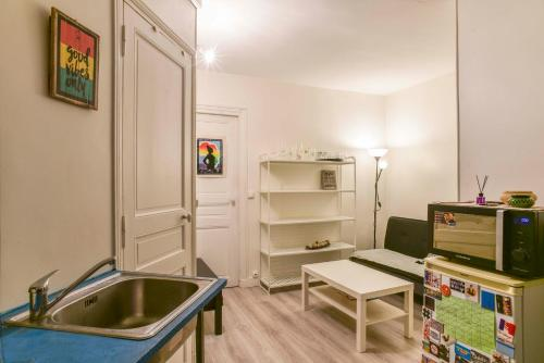 Appartement New! Nice flat for 4 - Paris 18