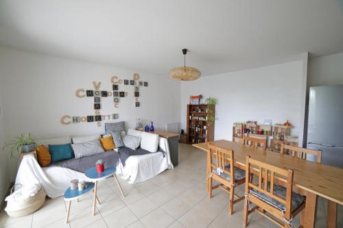 New ! Bright T3 - Chartrons : Appartement proche de Lormont