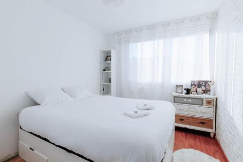 Appartement New ! Beautiful and bright T3 in Villeurbanne