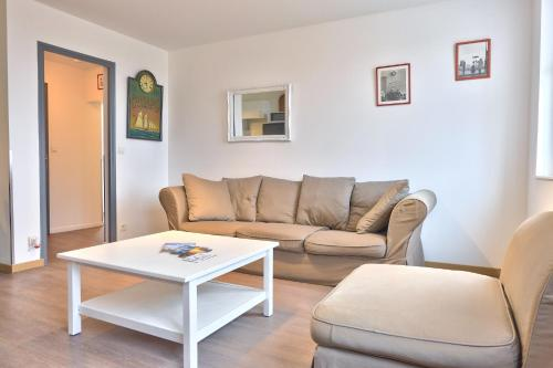 Appartement T3 ROUEN au calme - CHU - Parking GRATUIT : Appartement proche de Saint-Aubin-Celloville
