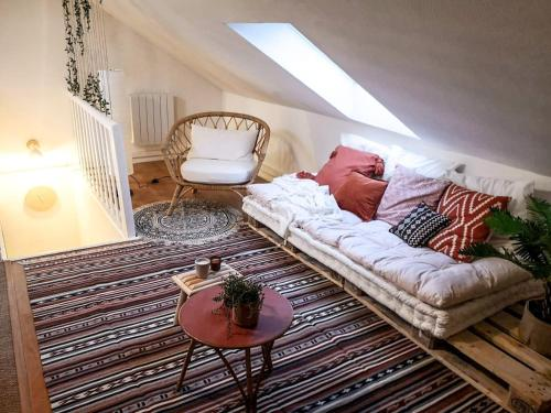 Appartement Le cosy marnais