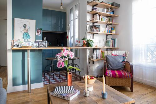 Appartement New ! Charming apartment - Near Paris