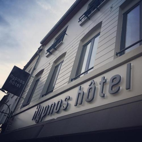 Hypnos Hotel : Hotel proche de Canlers