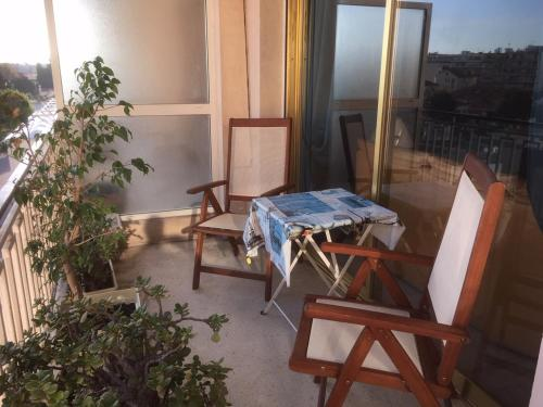 Appartement Apartment Avenue des Dames Blanches