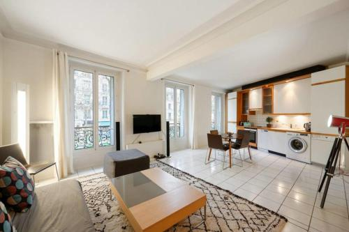 Appartement Cosy and modern flat for 4p near Bastille